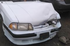 Kyle Dech Crashed