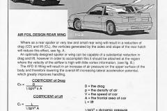 COR1-DECH Air Foil