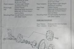 COR7-DECH Brakes