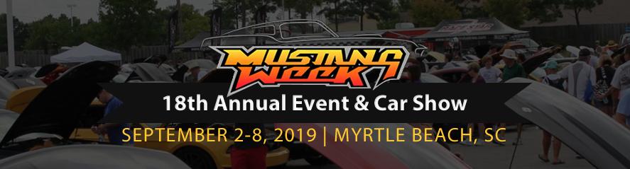 Mustang Week 2019